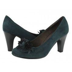 Pantofi casual dama Gabor petrol Oxford Shoes, Casual, Women, Fashion, Moda, Fashion Styles, Fashion Illustrations, Woman