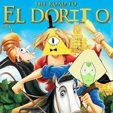 The Road to El Dorito, featuring the Dorito Squad.