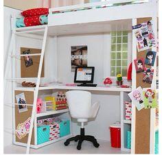 Organize bedroom #teenbedroom want it