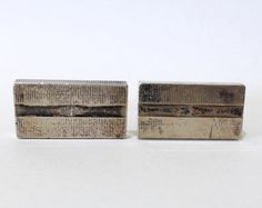 Netherlands 1900'S Silver 835 Cufflinks  215g or by Miltiadis