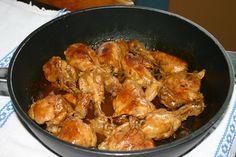 light - cosce di pollo alla paprika