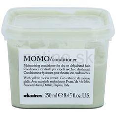 Davines Momo Yellow Melon hydratačný kondicionér pre suché vlasy