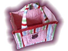 Spielzeugtasche für Mädchen