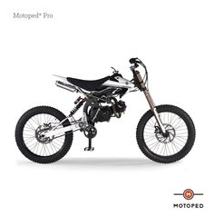 Is it a bike? Is it a motorcycle? It's actually a Motoped! Come in to Sawtooth Tactical to check them out!