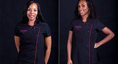 British entrepreneurs, Katrina Emmanuel and Tamara Plummer are the brains behind the Mane Divas Brand. Weave Extensions, African Women, Protective Styles, Business Women, Divas, Chef Jackets, Black Women, British, Fashion