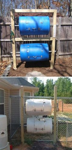 Low Budget DIY Compost Bin Ideas 2019 that You Can Make As a gardener, a compost bin is an indispensable thing. So why not make yourself one with cheap cost. I've got a list of 17 affordable compost bin that are guaranteed to blow your mind. Hydroponic Farming, Hydroponic Growing, Aquaponics System, Hydroponics, Aquaponics Greenhouse, Aquaponics Diy, Gardening For Beginners, Gardening Tips, Gardening Books