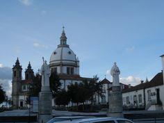 Igreja do Saantuário de Sameiro.
