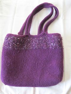 Felted Tote