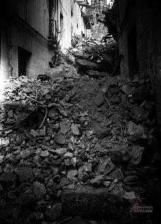 Guerra civil. Belchite destruído http://www.zaragoza.es/nuba/app/results/?vm=nv