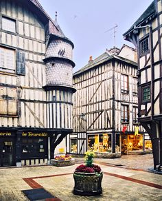 Troyes, Champagne-Ardenne_ France