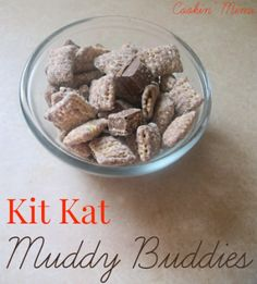 Kit Kat Muddy Buddies is #6 at Ultimate Muddy Buddy Collection