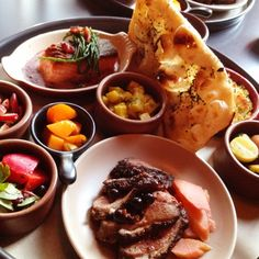Poppy- for a fancy date night. Small plates!