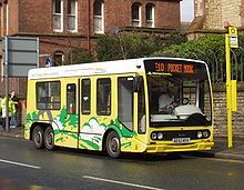 St Helens, Merseyside - Wikipedia, the free encyclopedia Electric Power, Electric Cars, Electric Vehicle, Mini Bus, Busses, Public Transport, Places To Visit, Vehicles, Pictures