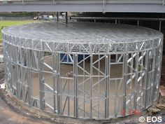 Framing Gallery Steel Frame House, Steel House, Steel Framing, Civil Engineering Construction, Acoustic Wall, Building Systems, Steel Buildings, Steel Structure, Playgrounds