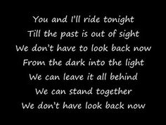 Puddle Of Mudd - We Don't Have To Look Back Now