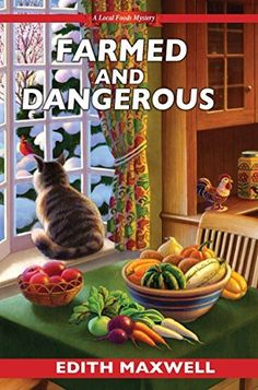5-26-15.  Farmed and Dangerous (Local Foods Mystery) by Edith Maxwell, http://www.amazon.com/dp/0758284675/ref=cm_sw_r_pi_dp_yugpub081MXTE