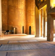 utterly gorgeous space | THE CEMENT FACTORY - RICARDO BOFILL's lifework