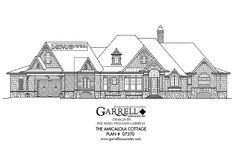 Amicalola Bungalow House Plan 06097 Front Elevation Craftsman