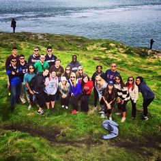 Radford University Marketing students spend their summer studying abroad in Ireland!