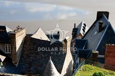 http://www.dollarphotoclub.com/stock-photo/Toitures au Mont Saint Michel/37821398 Dollar Photo Club millions of stock images for $1 each