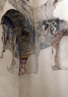A Saucerful Of Secrets, Death, Artwork, Painting, Mosque, Seasons, French, Red, Christ