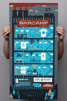 Barcamp Omaha 2012 | Grain & Mortar | Strategy + Branding + Design