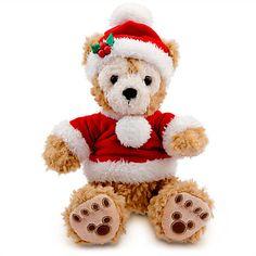 Duffy the Disney Bear Plush - Holiday - 9'' | Plush | Disney Store