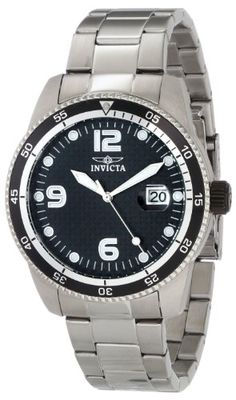Invicta Mens 14112 Pro Diver Analog Display Japanese Automatic Two Tone Watch -- Read more reviews of the product by visiting the link on the image. (This is an affiliate link and I receive a commission for the sales)