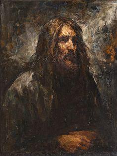Anatoly Shumkin - Gesù nell'orto 1* versione