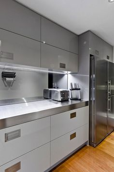 65+ Remarkable Contemporary Kitchen Design Inspiration #kitchenideas #kitchendesign #kitchenremodel #kitchendecor