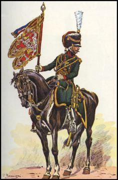 """""""Sous-Lieutenat Porte-Guidon 1801"""""""