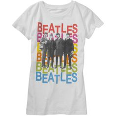 Beatles Shirt, The Beatles, Outfits Con Camisa, Juniors Graphic Tees, Rock Band Tees, All You Need Is Love, Types Of Fashion Styles, Lol, My Style