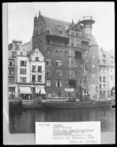Danzig in alten Farbfotos - Mitteleuropa - Architectura Pro Homine