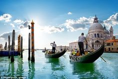 Venice: Choose the perfect time to head to the Floating City with our helpful guide