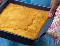 Southern-Style Cornbread | Vegetarian Times