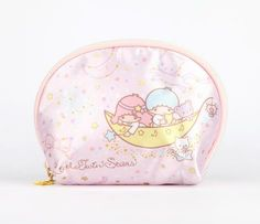 Little Twin Stars Cosmetic Pouch: Constellation