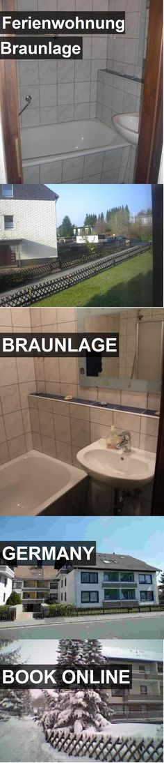 Hotel Ferienwohnung Braunlage in Braunlage, Germany. For more information, photos, reviews and best prices please follow the link. #Germany #Braunlage #travel #vacation #hotel