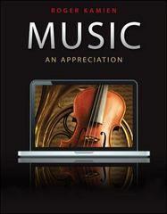 Music 11th edition 9780078025204 0078025206
