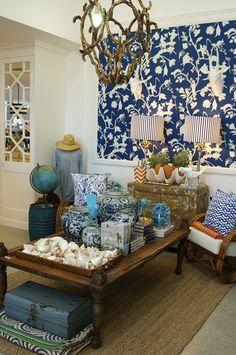 Gentil Magnolia Interiors White Rooms, Coastal Homes, Store Displays, Visual  Merchandising, Vignettes,
