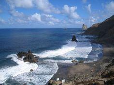 Playa benijo, spiagge di Tenerife