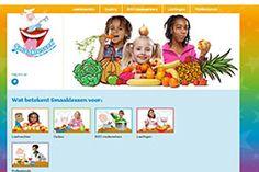 Werken aan voeding - De gezonde school - lesprogramma 's