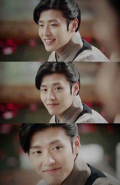Drama Korea, Korean Drama, Asian Actors, Korean Actors, Kang Ha Neul Moon Lovers, Scarlet Heart Ryeo Wallpaper, Moon Lovers Drama, Kang Haneul, Kim So Eun