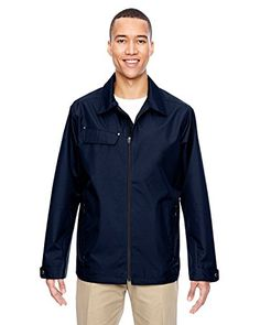 NE MEN EXCSN LW JKT FLDW CLR NAVY 007 5XL ** More details can be found by clicking on the image. #MensOutdoorClothing