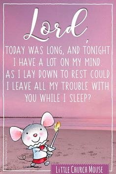 Amen goodnight