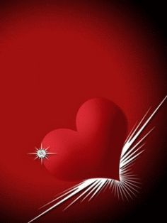 Stunning image - - from the clip art category animated Love gifs & images! I Love You Images, Love Heart Images, Love You Gif, Love Pictures, Heart Wallpaper, Love Wallpaper, Coeur Gif, Romantic Kiss Gif, When Youre In Love