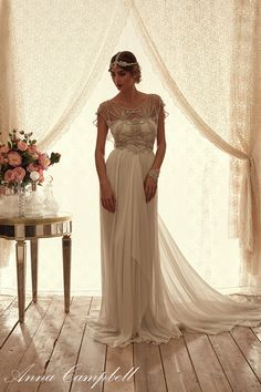 Pretty Anna Campbell Spirit Bridal Collection