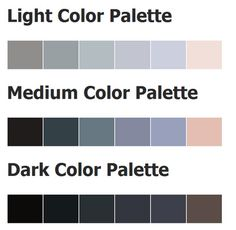 Considering Color: building a wardrobe in a minimal color palette, with a link to a site to build your own color palette.