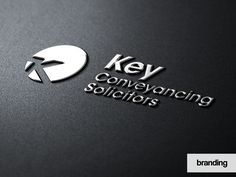 Logo and brand development for Key Conveyancing based in Northampton.