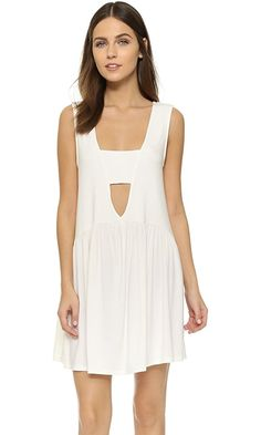 Rachel Pally Women's Reversible Niven Dress, White, Large Best Price