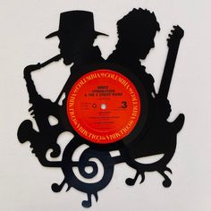 Old Vinyl Records, Vinyl Record Art, Vinyl Art, Vinyl Room, The Streets Band, Bruce Springsteen Albums, Led Zeppelin Vinyl, Grateful Dead Vinyl, Record Crafts